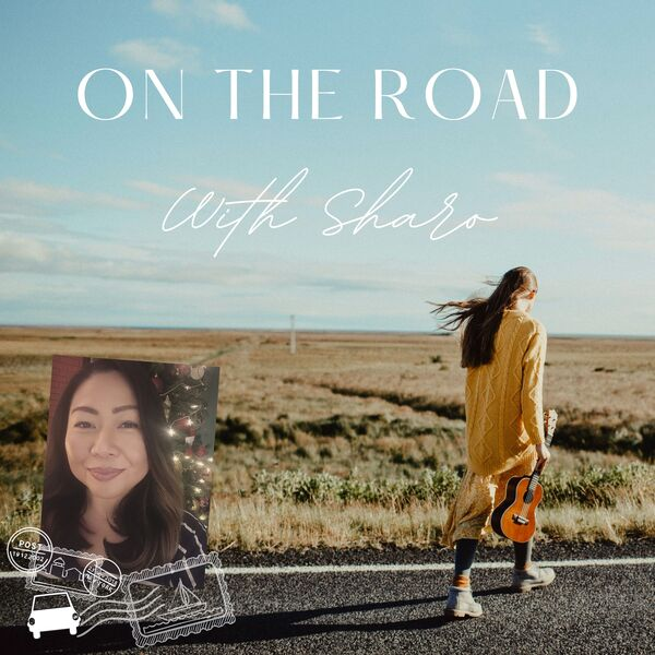 On The Road With Sharo Podcast Artwork Image