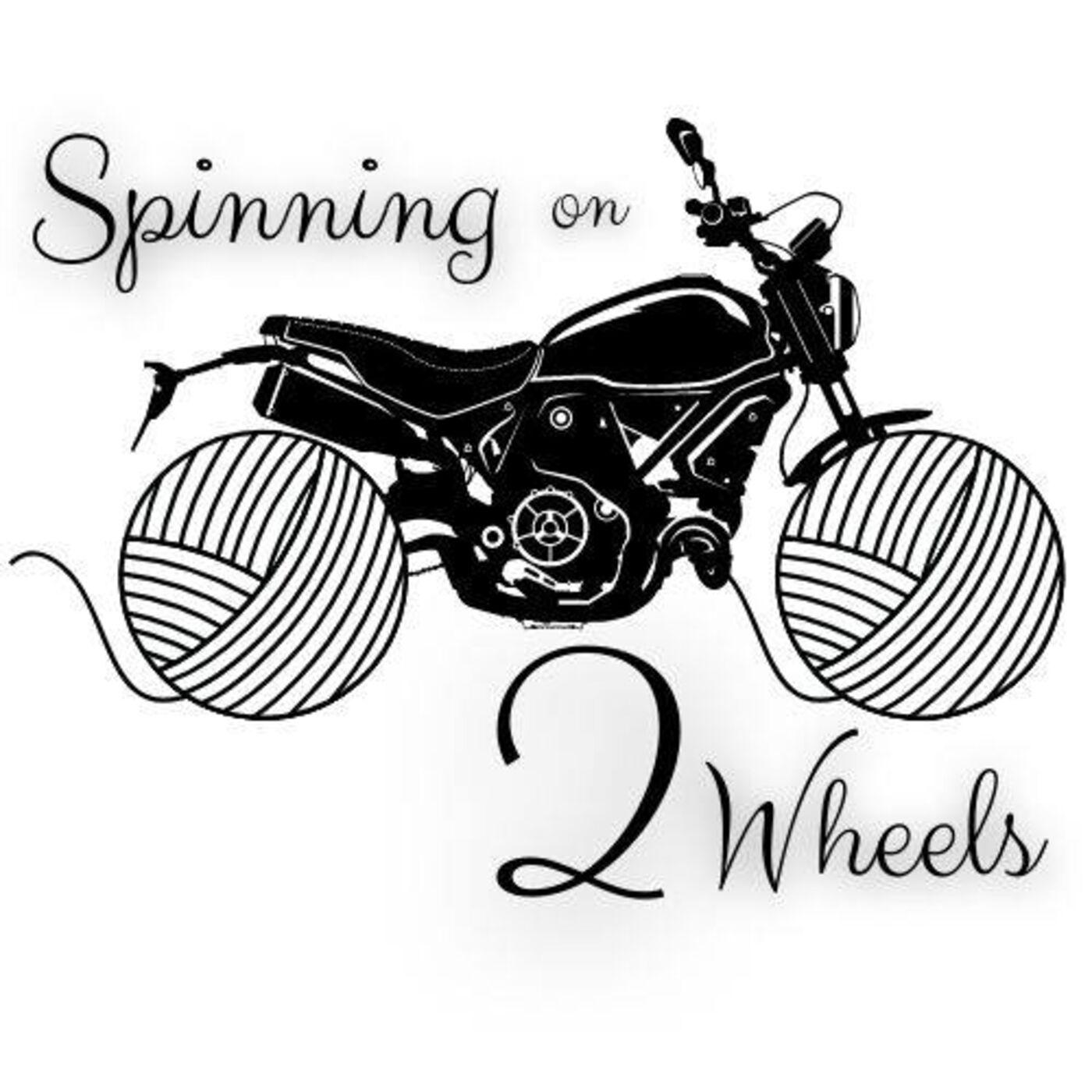 Spinning On 2 Wheels
