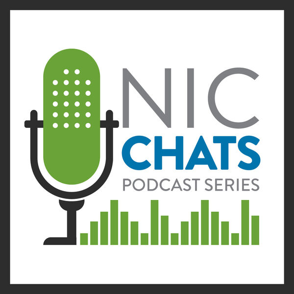 NIC Chats Podcast Artwork Image