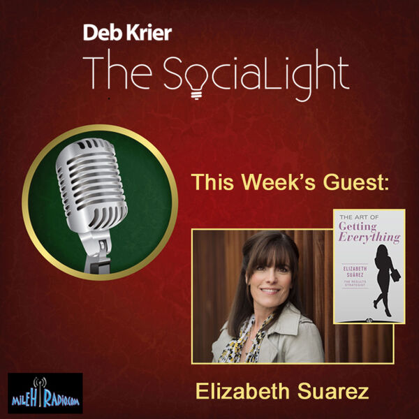 The Business Power Hour® with Deb Krier Podcast Artwork Image