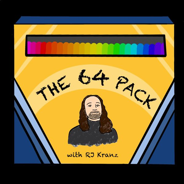 The 64 Pack with RJ Kranz Podcast Artwork Image