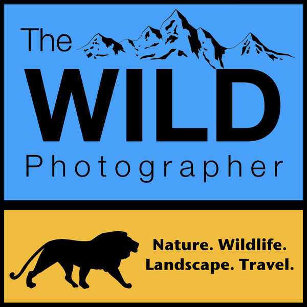 The Wild Photographer Podcast Artwork Image