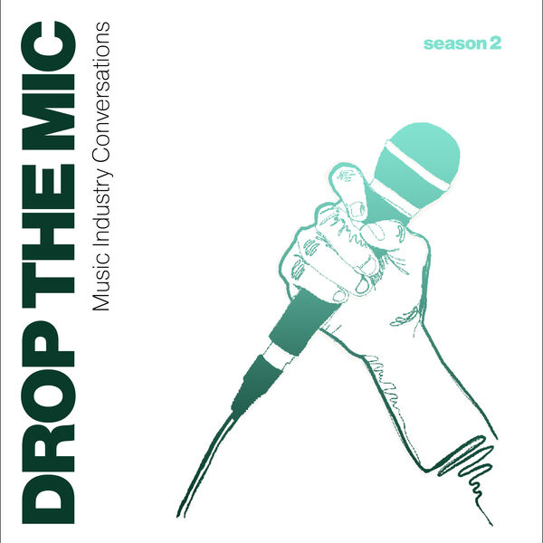 Drop The MIC: Music Industry Conversations Podcast Artwork Image
