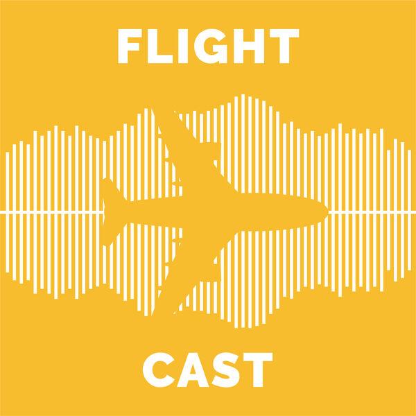 Flightcast - Die Welt des Fliegens zum Reinhören  Podcast Artwork Image