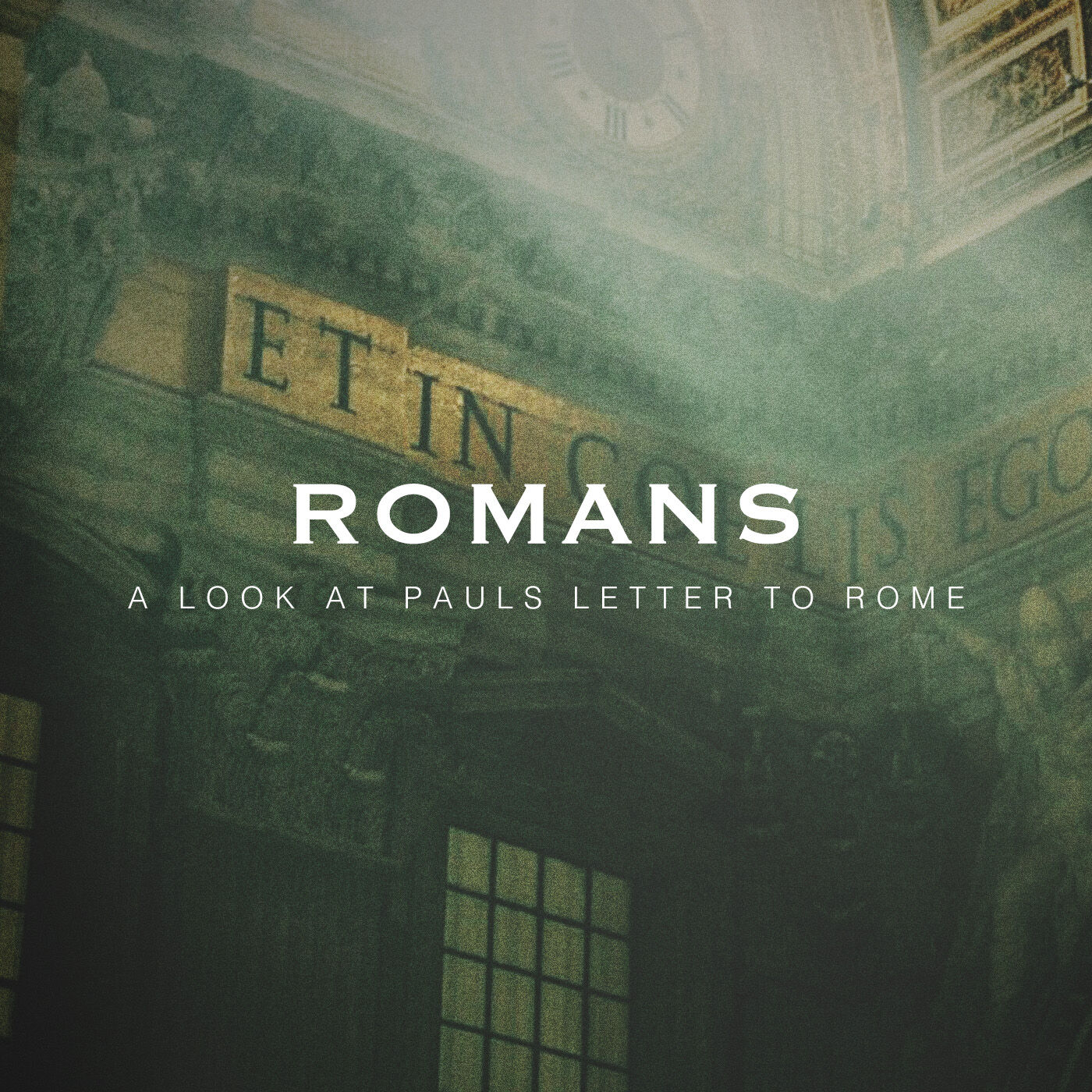 Romans, Week 3