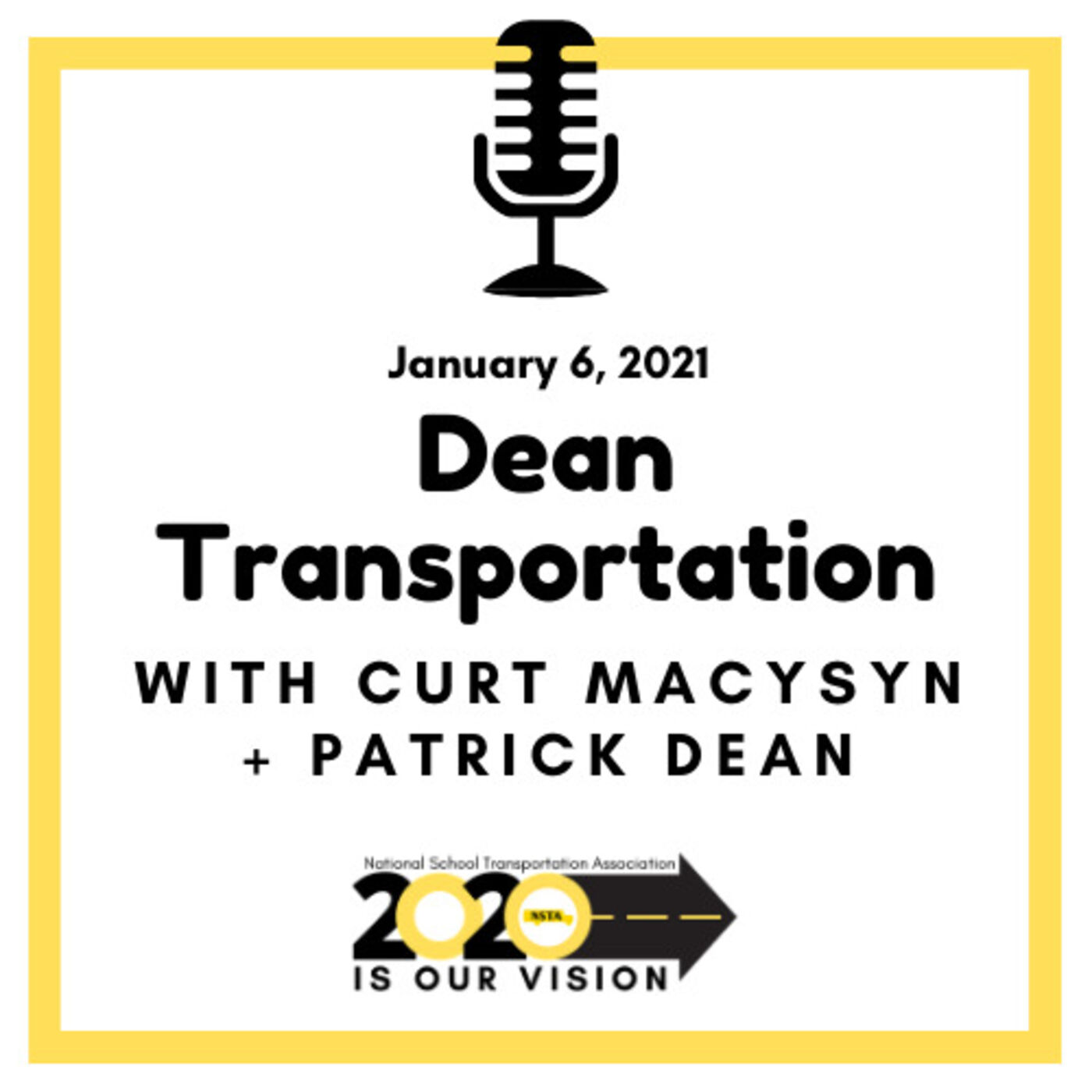 Dean Transportation | Patrick Dean, Vice President
