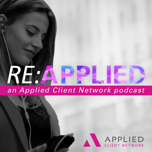 Re:Applied, an Applied Client Network podcast Podcast Artwork Image