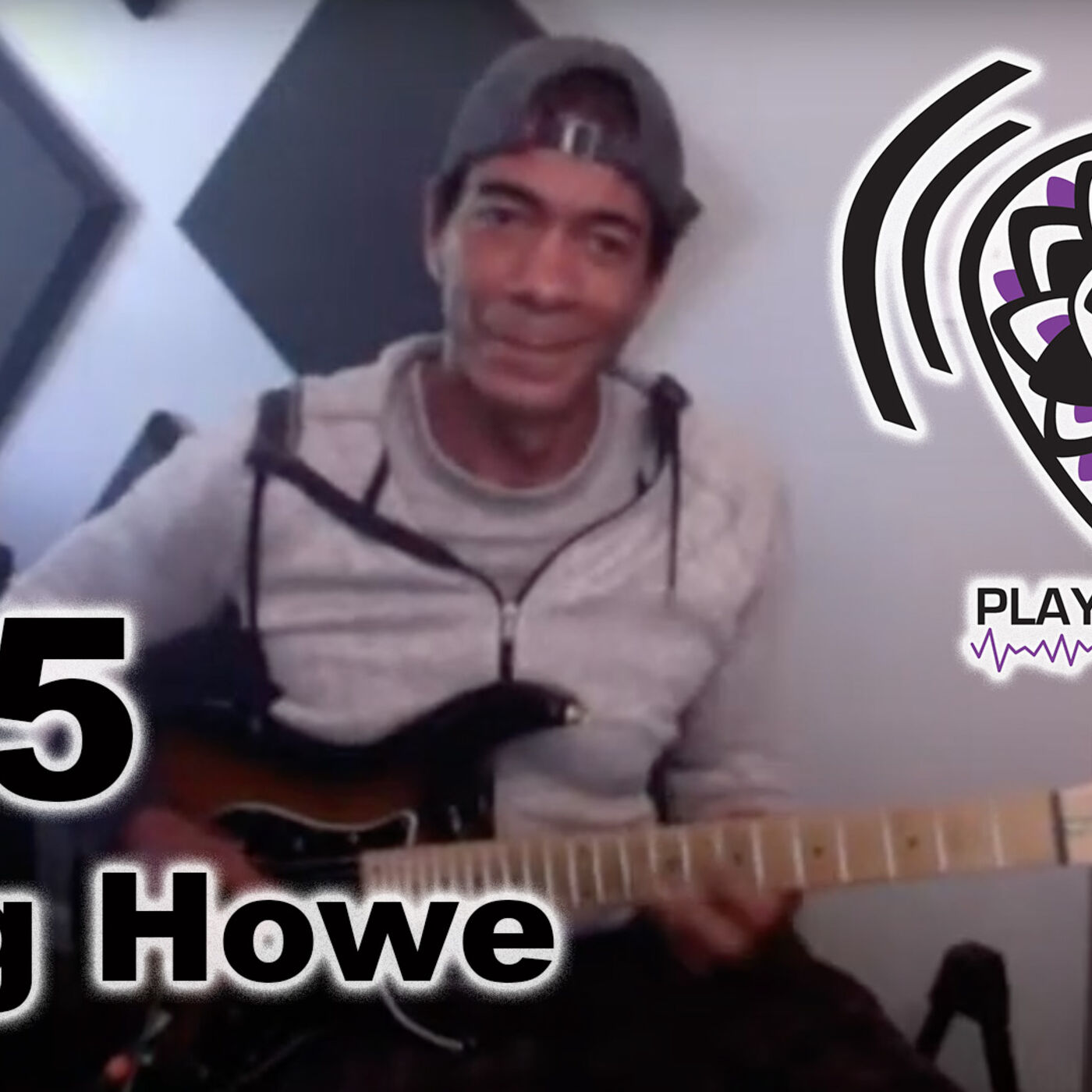 #55 Player's Pick Podcast - Greg Howe / Michael Jackson / NSYNC
