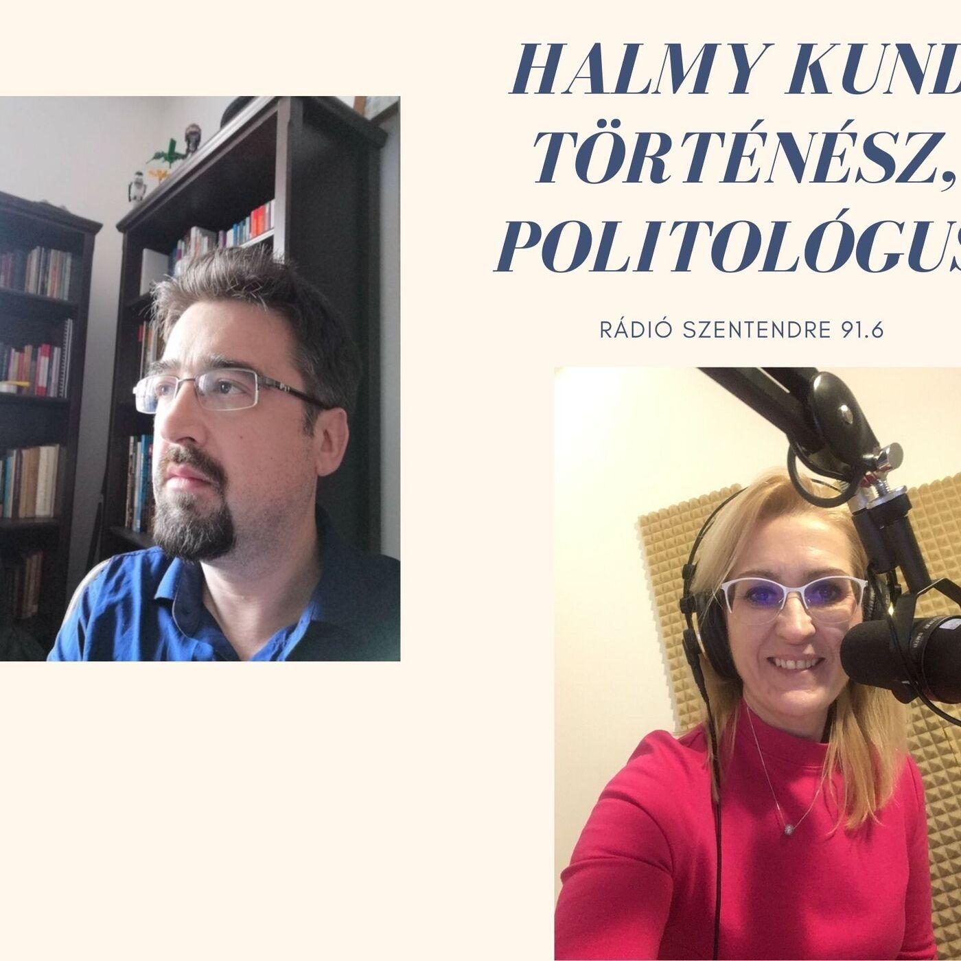 Halmy Kund történész, politológus