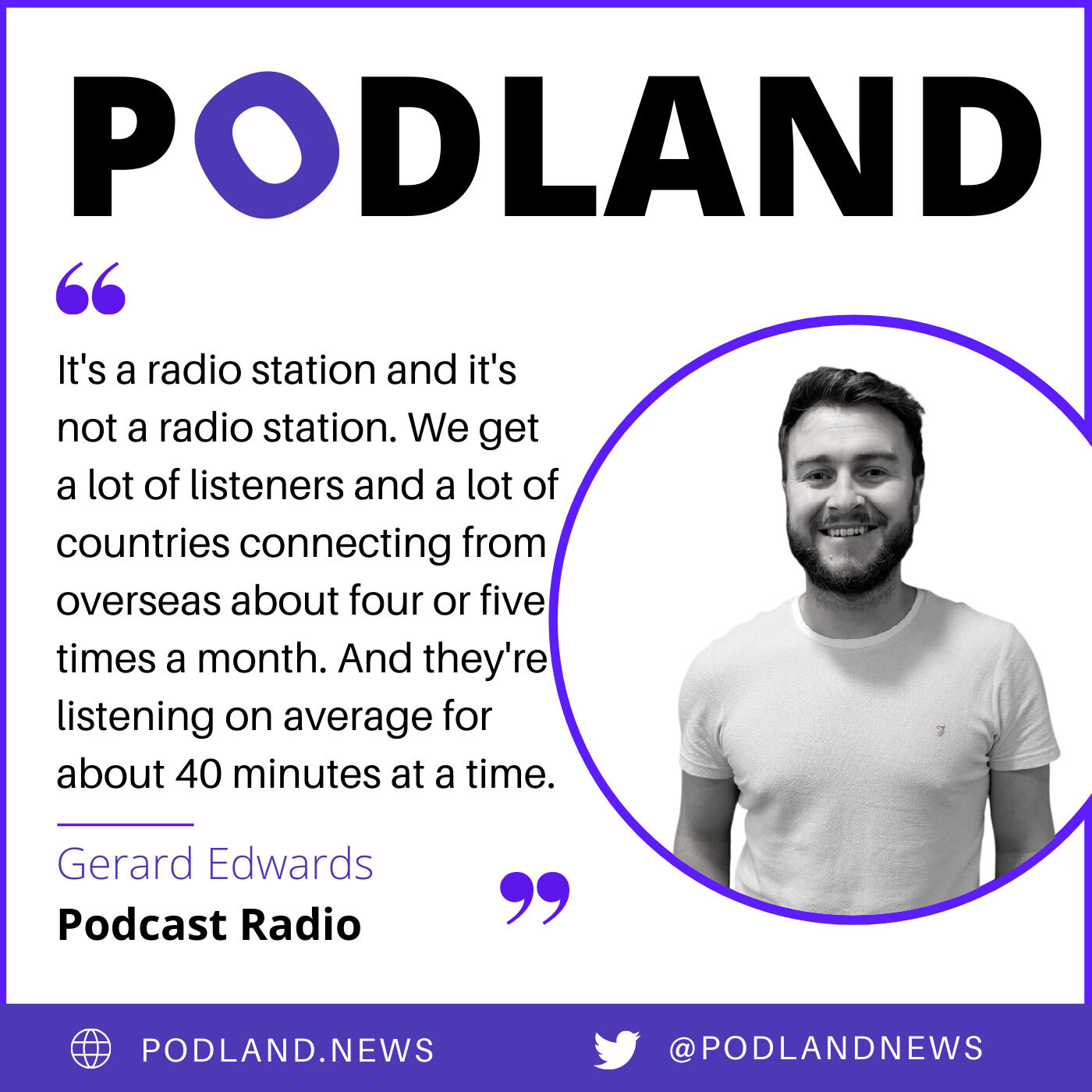 How fast is podcasting growing? Plus: Africa Podfest, Podcast Radio, and news of a new, 24-hour global podcast conference