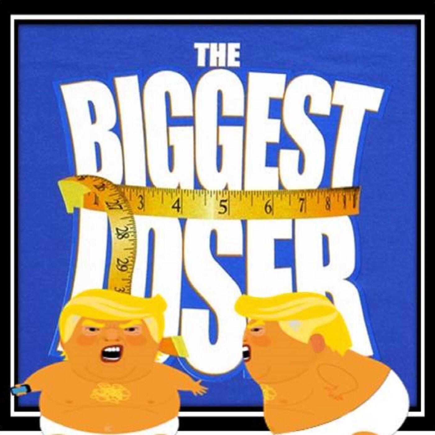 Biggest Loser in Life is @realdonaldtrump!    1 to 59!    Sad so sad LOVE!