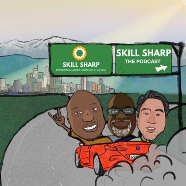 Skill Sharp: The Podcast Podcast Artwork Image