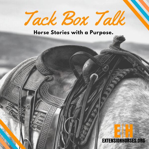 Tack Box Talk Podcast Artwork Image