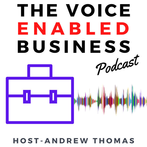 The Voice Enabled Business Podcast Artwork Image