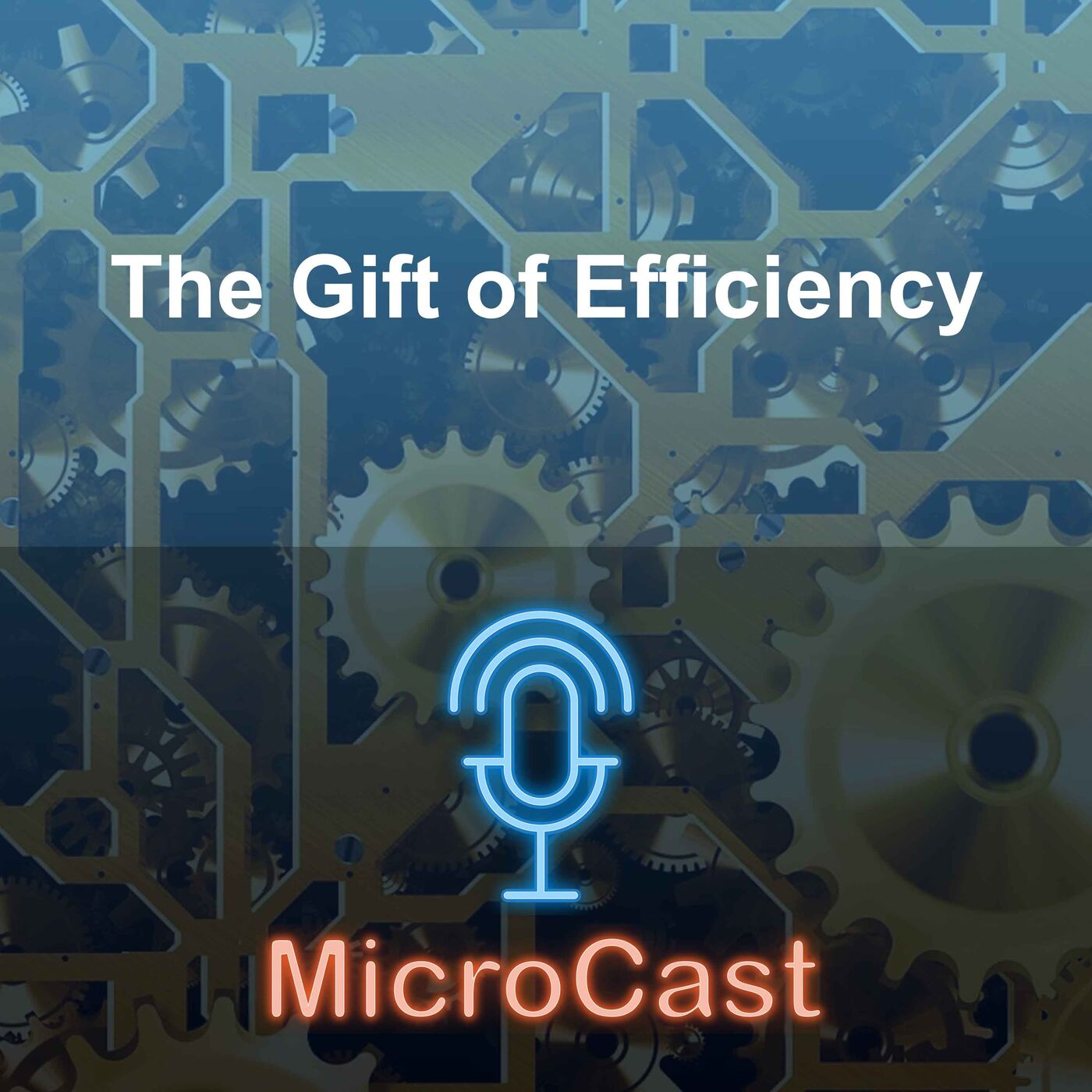 Episode 30 - The Gift of Efficiency