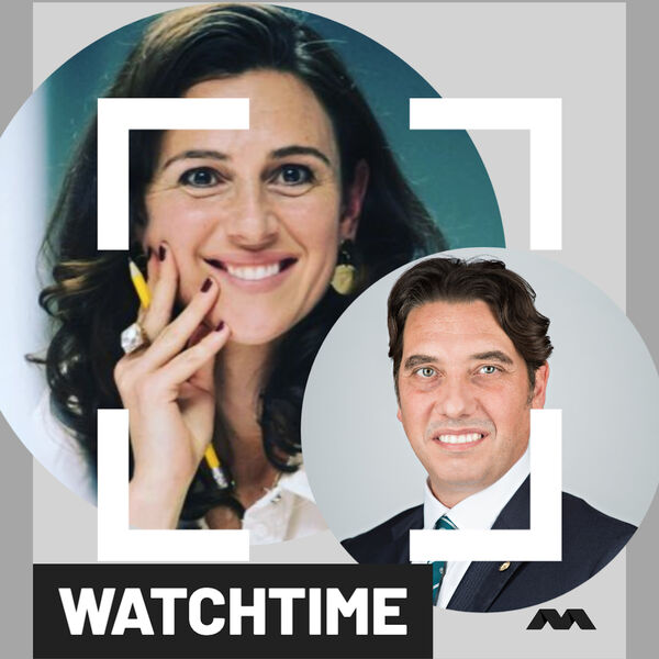 WATCHTIME Podcast Artwork Image