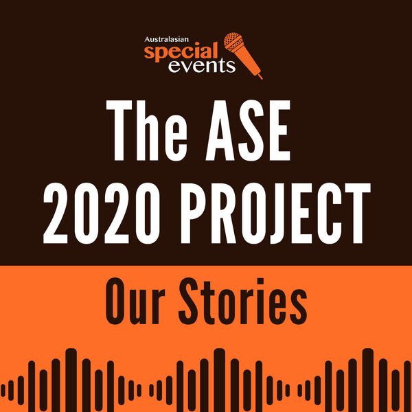 The ASE 2020 Project Podcast Artwork Image