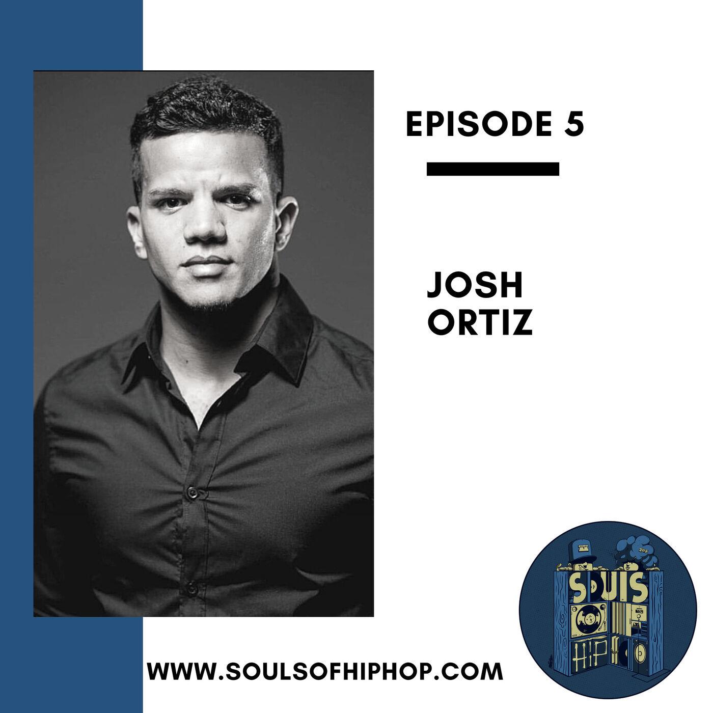 B-Boy Josh Ortiz