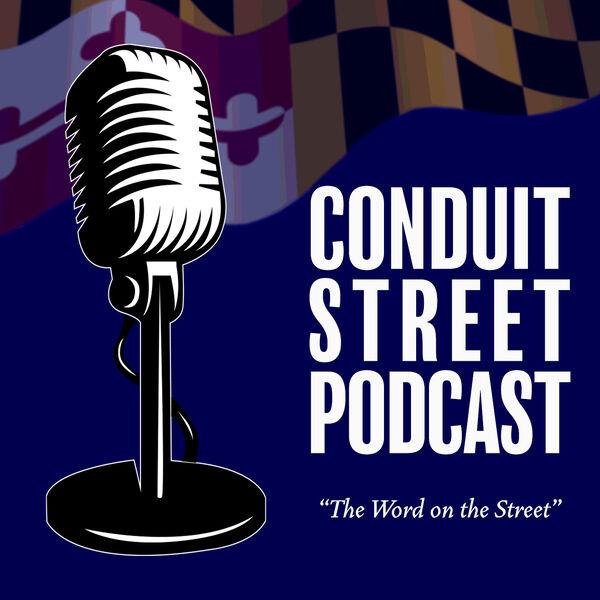 Conduit Street Podcast Podcast Artwork Image
