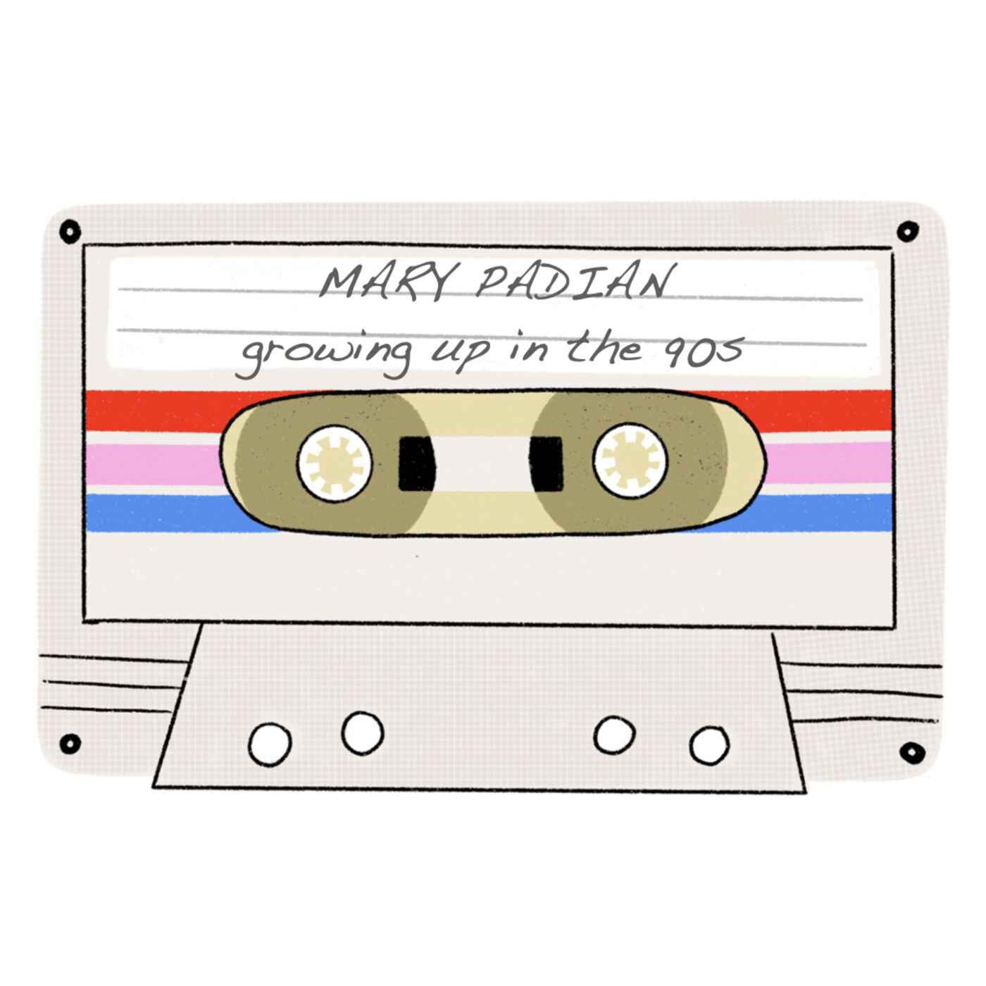 Mix Tape #3 - 80s/90s Hits by Mary Padian