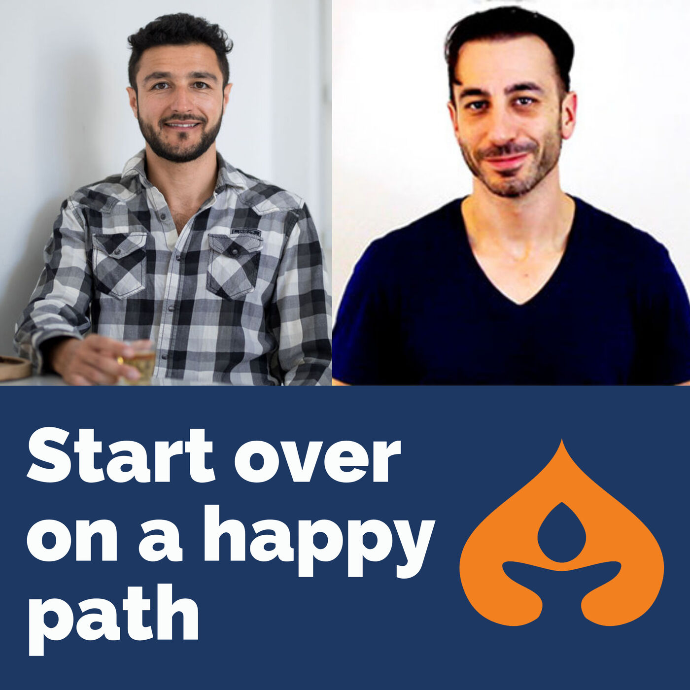 Shifting to a new career and life path by changing your self-concept - Damon Cart