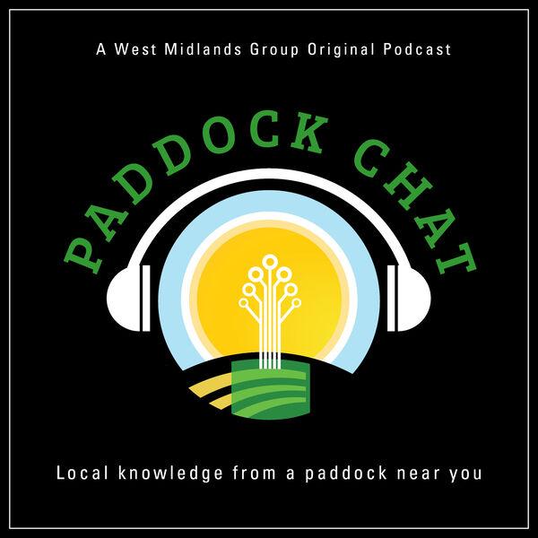 Paddock Chat Podcast Artwork Image