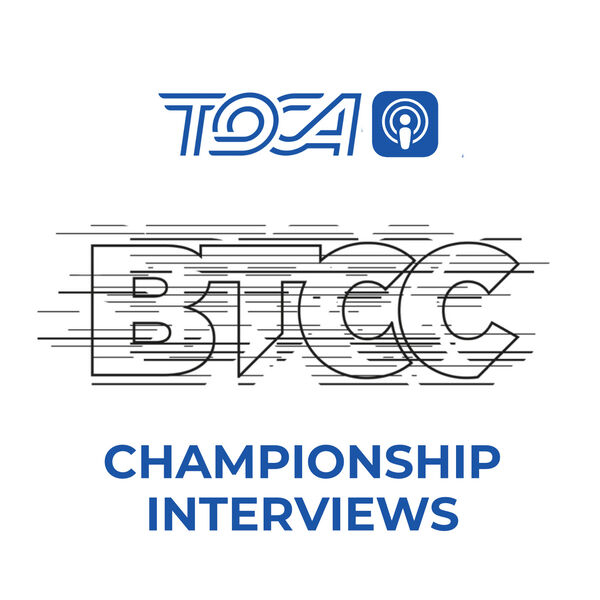 Official British Touring Car Championship Interviews Podcast Artwork Image