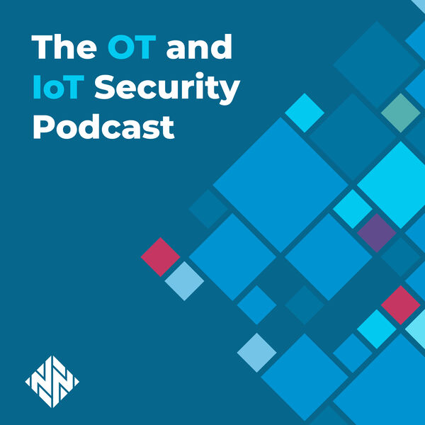 The OT and IoT Security Podcast Podcast Artwork Image
