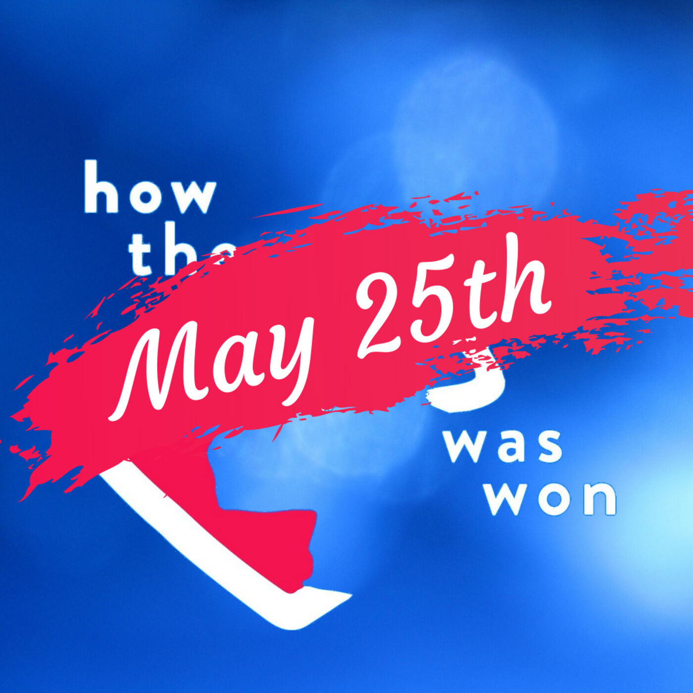 Launching May 25th