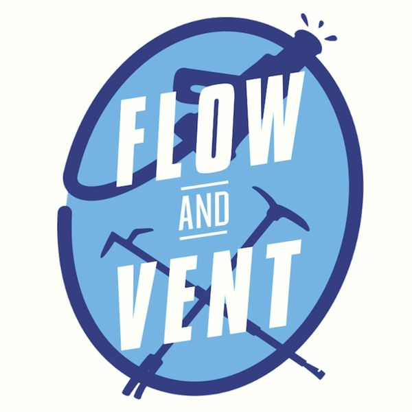 Flow and Vent's Podcast Podcast Artwork Image