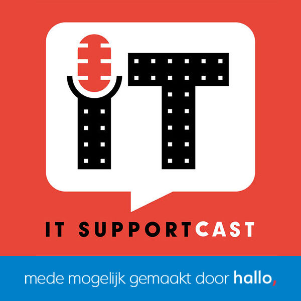 IT Support Cast Podcast Artwork Image