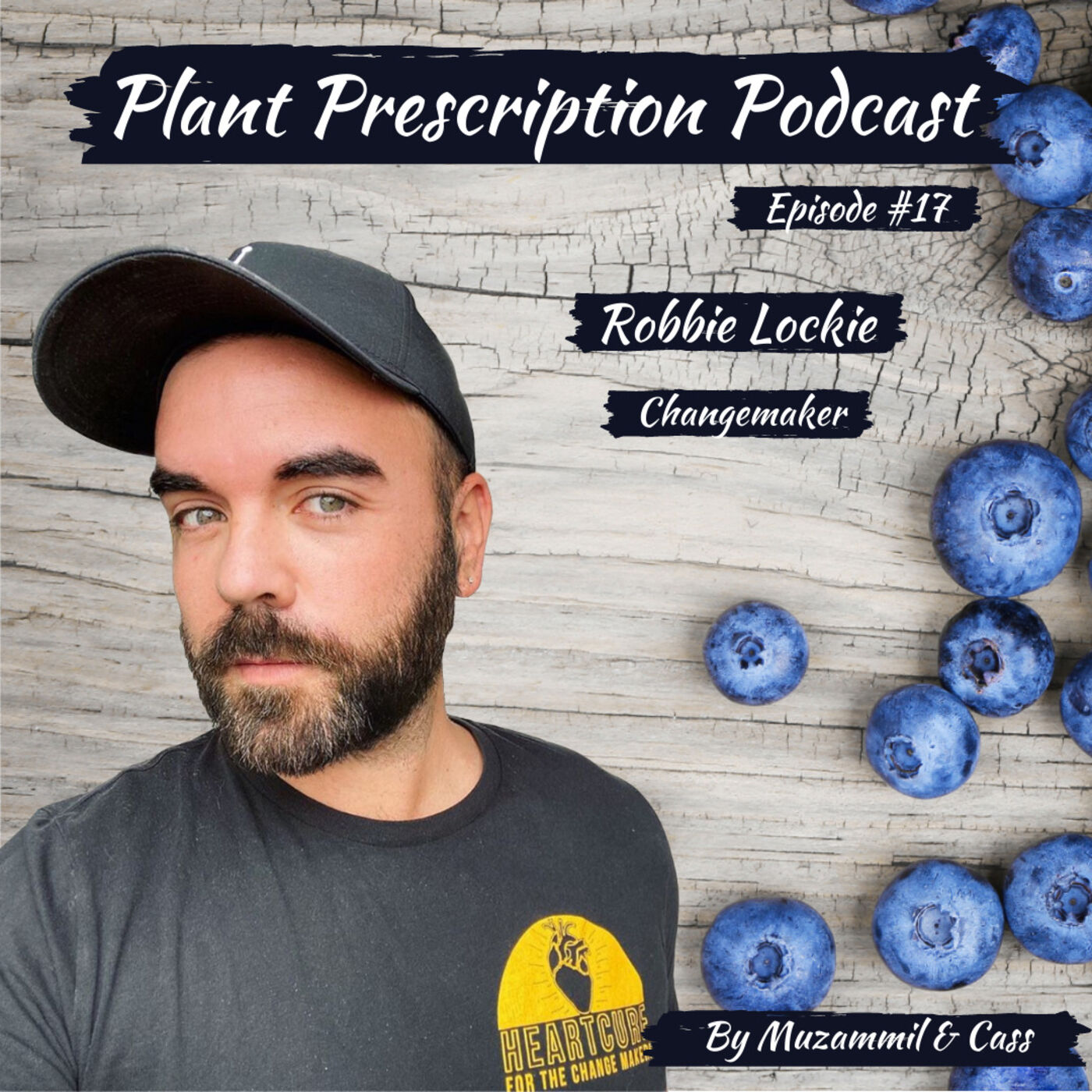 Lab grown meat, global effects of shifting towards eating plant-based, and the story behind Plant Based News with Robbie Lockie