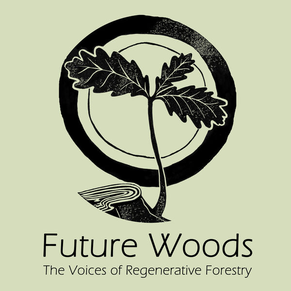 Future Woods: The Voices of Regenerative Forestry Podcast Artwork Image