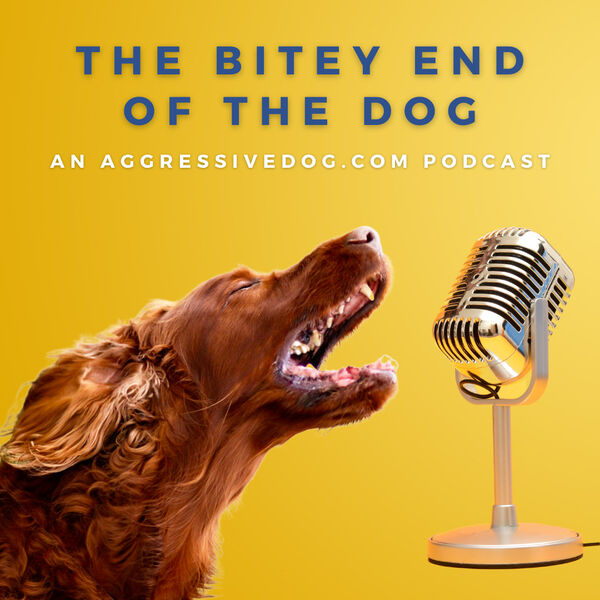 The Bitey End of the Dog Podcast Artwork Image