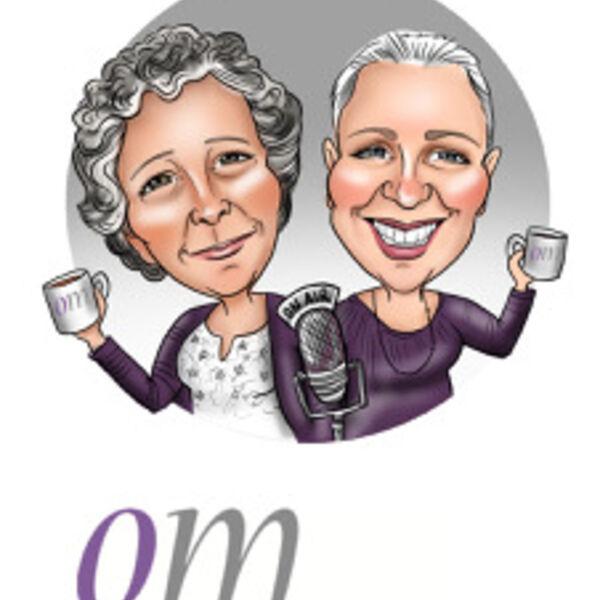 The OM Podcast - Let's Talk Podcast Artwork Image