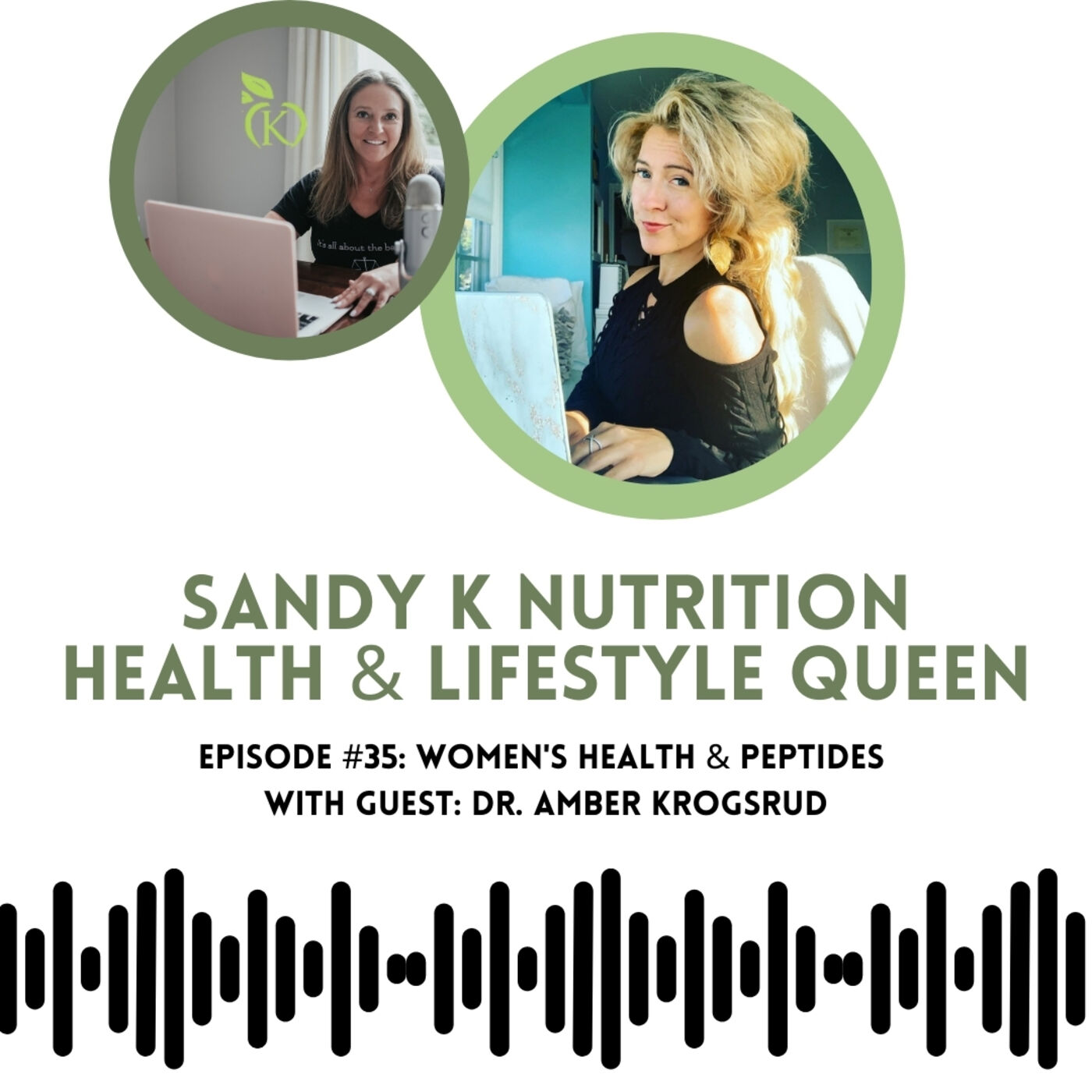 Episode 35 Women's Health & Peptides with Dr. Amber