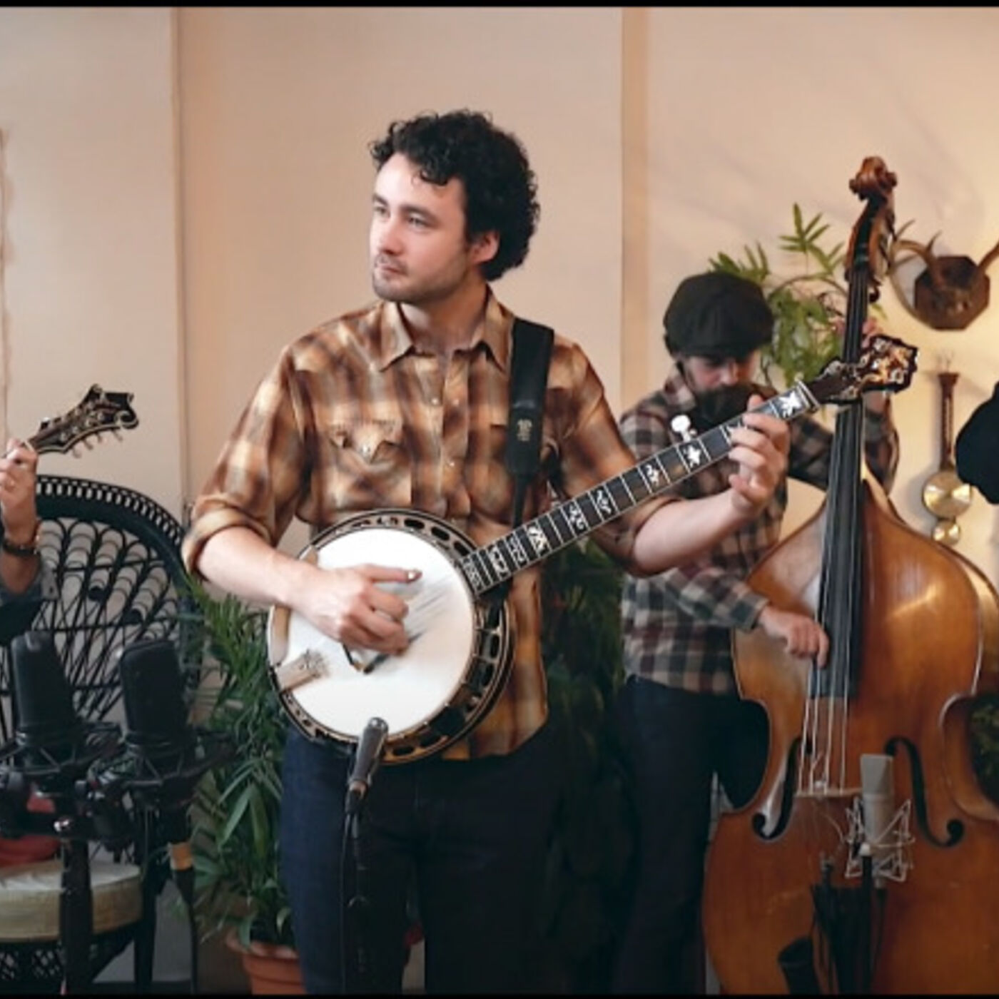 Episode 108 Part 2 Interview with Canadian bluegrass band The Slocan Ramblers