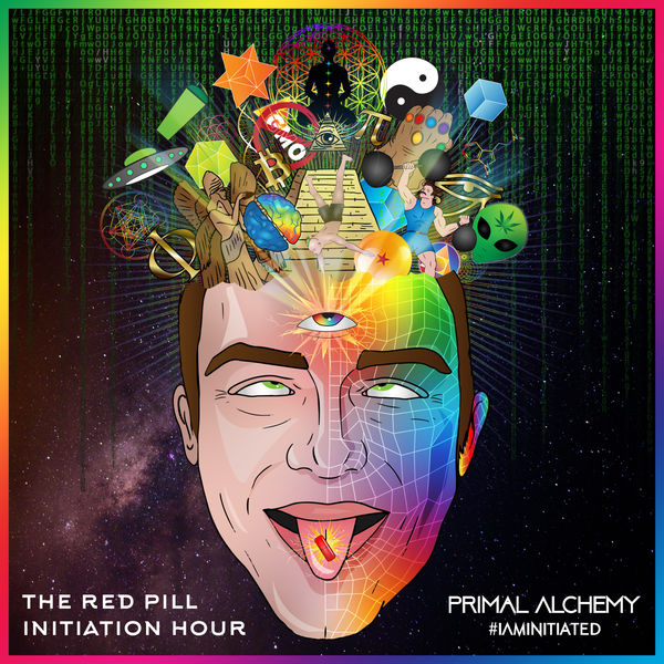 Primal Alchemy's Red Pill Initiation Hour  Podcast Artwork Image