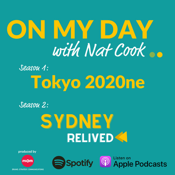 On My Day with Nat Cook Podcast Artwork Image