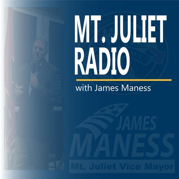 Mt. Juliet Radio Podcast Artwork Image