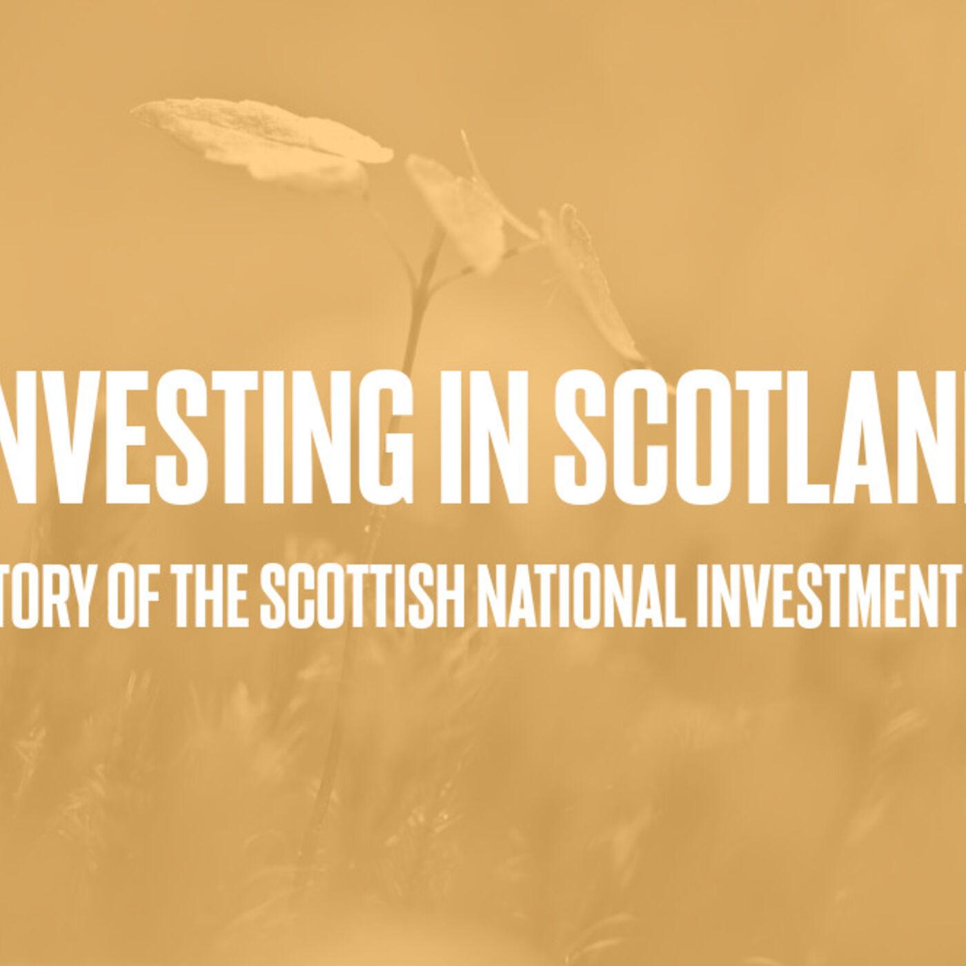 Episode #70 - Investing In Scotland