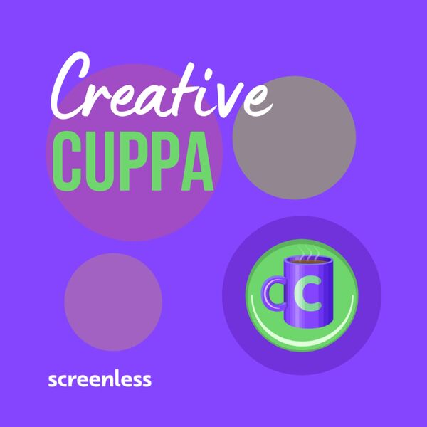 Creative Cuppa Podcast Artwork Image