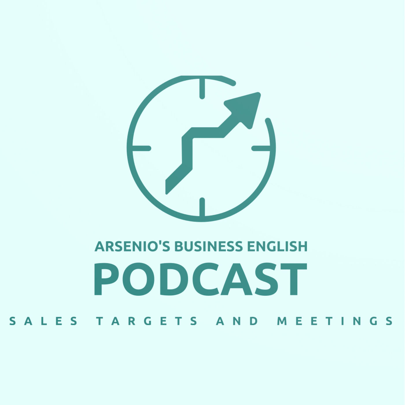 Arsenio's Business English Podcast | Season 6 | Sales | Meeting Sales Targets & Planning a Meeting