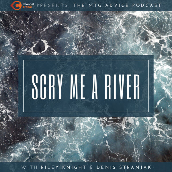 Scry Me a River Podcast Artwork Image