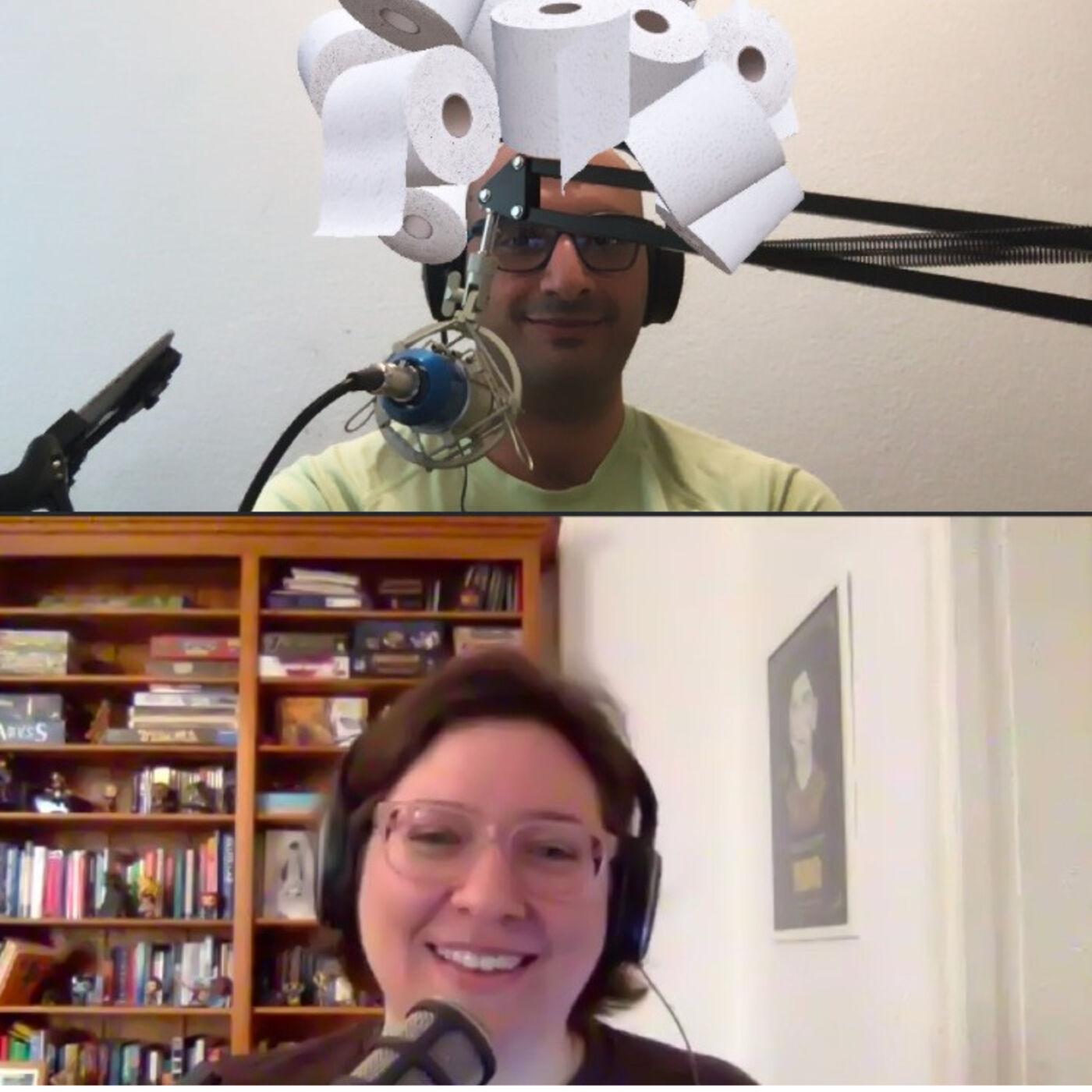 Episode 14: Remote Work: past, COVID19, and future