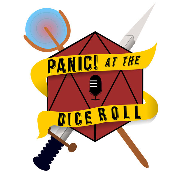 Panic! At The Dice Roll Podcast Artwork Image