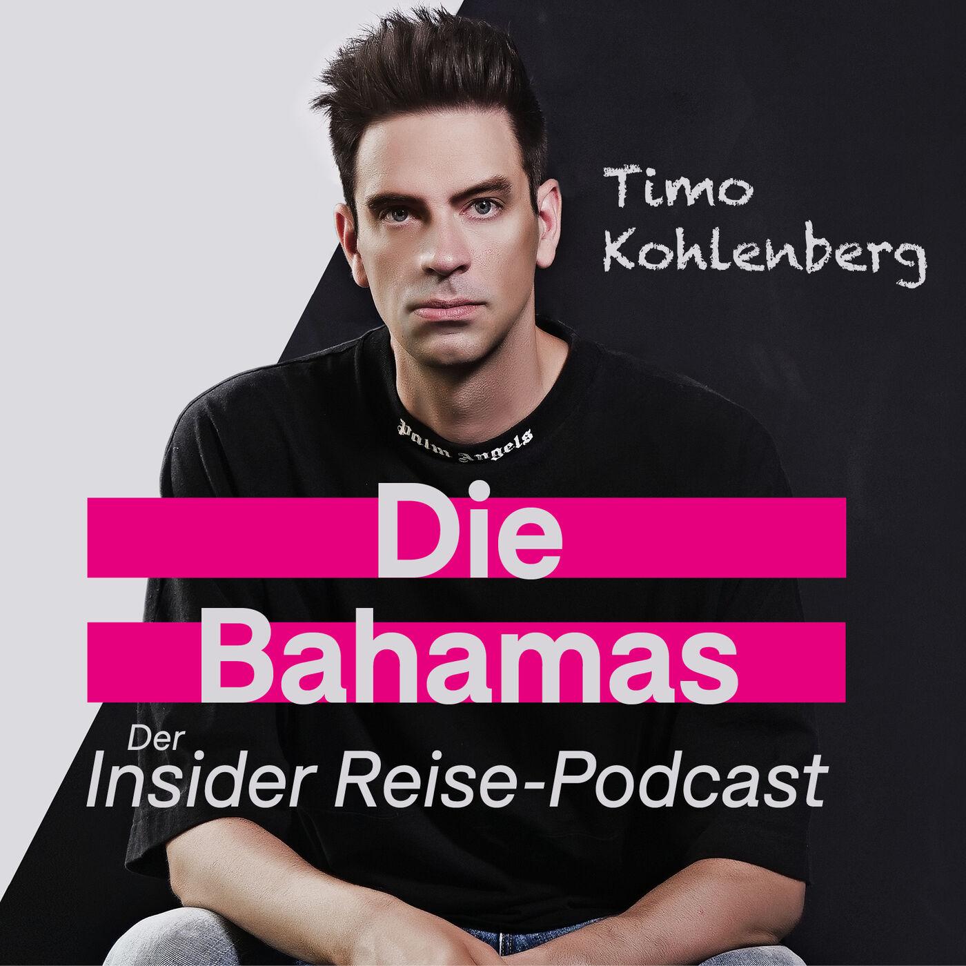Die Bahamas: Ich glaub' mein Schwein schwimmt | Der Insider Reise Podcast mit Timo Kohlenberg