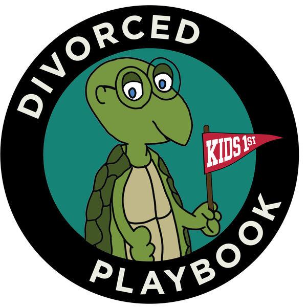 Divorced Playbook Podcast Artwork Image