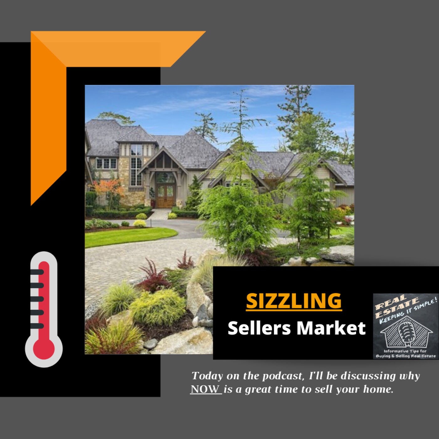 Hot Sellers Market and choosing the right agent