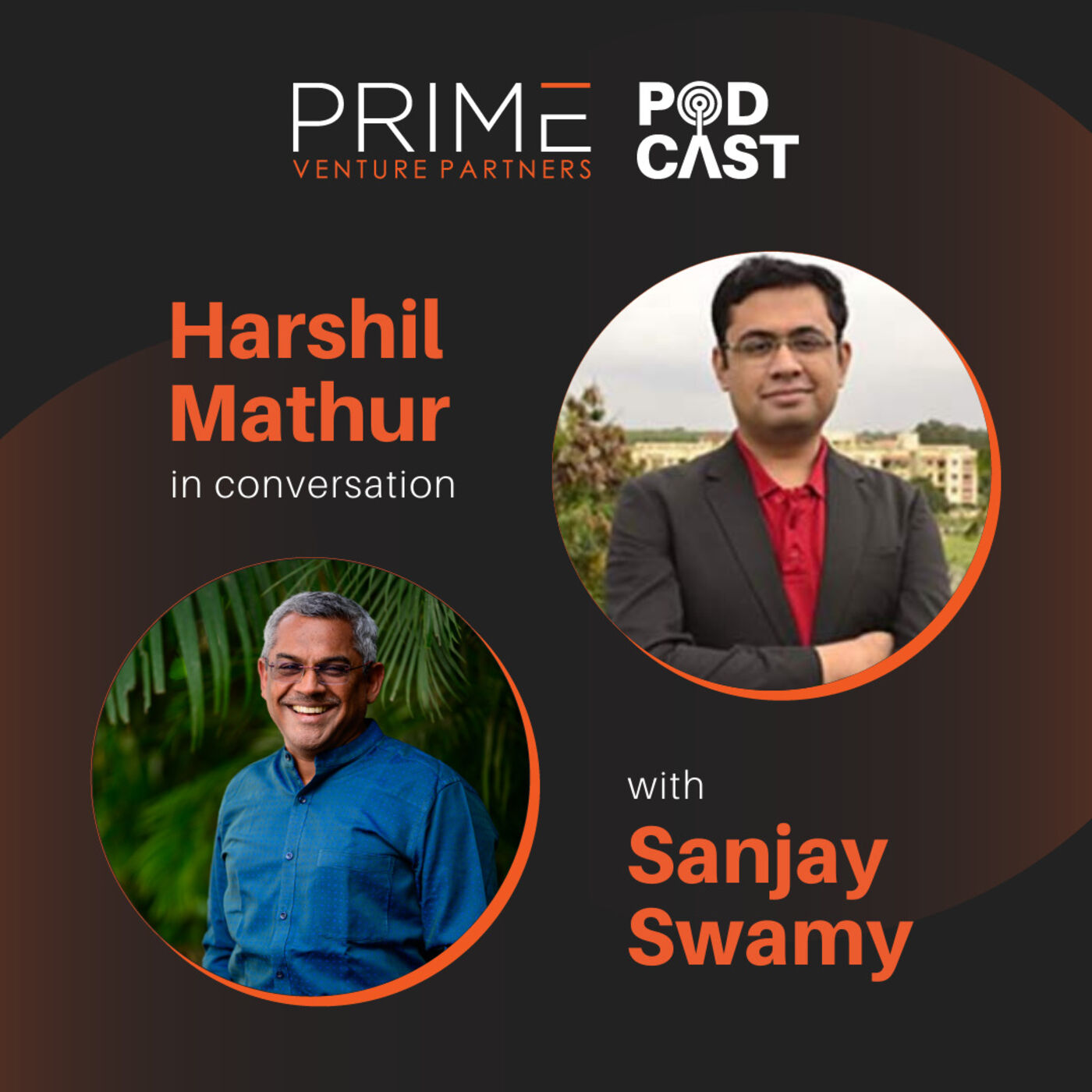 #44 Razorpay's Journey From a Small Startup to a Big Brand with Co-Founder and CEO Harshil Mathur